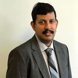 Photo Headshot of Krishnan Chellakarai