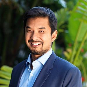 Photo Headshot of Mohan Koo
