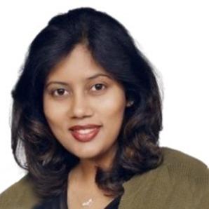 Photo Headshot of Ritu Shritvastav